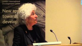 Marion Nestle Lecture. The Politics of Food: the view from 2012